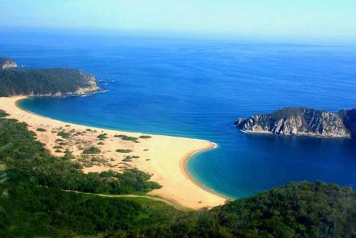 Resultado de imagen para Cacaluta, la hermosa bahía secreta en Huatulco,
