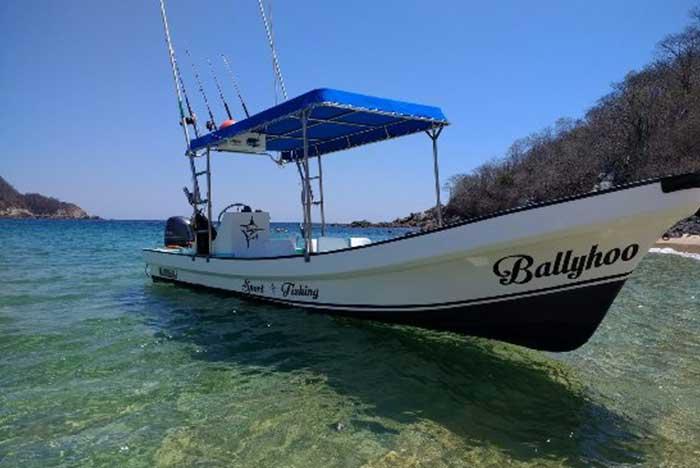 Tours a la Bahía deChachacual huatulco