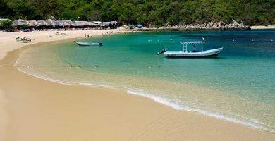 bahía maguey huatulco