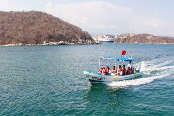 Cómo llegar a la Bahía de Cacaluta