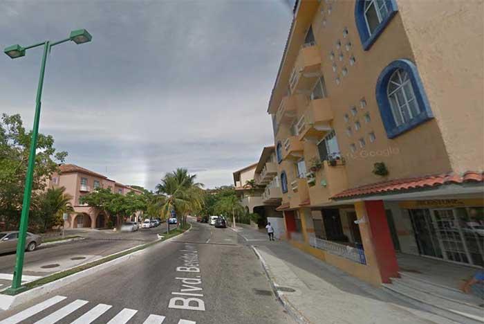 Hoteles en la bahía de Santa Cruz huatulco