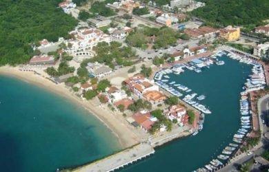 bahía de santa cruz huatuco oaxaca méxico