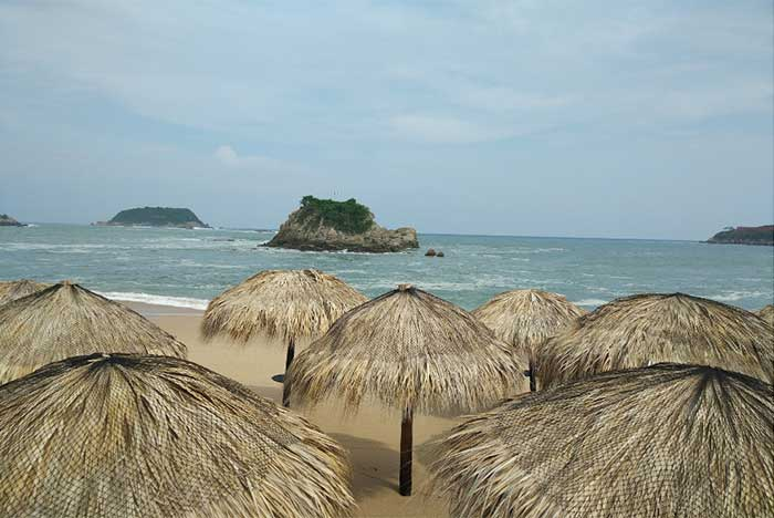 clima en la bahía de tangolunda huatulco oaxaca
