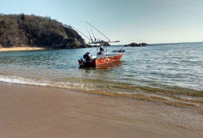 Cómo llegar a la playa Conejos huatulco