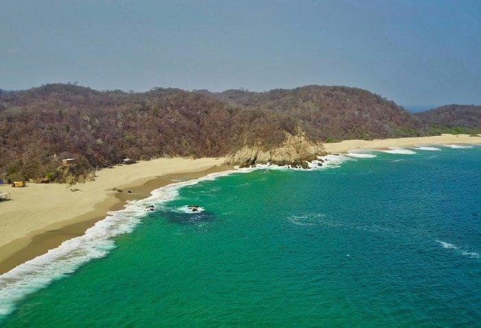 Características de Playa San Agustín