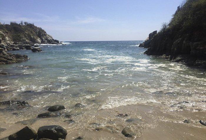 playa el secreto como llegar