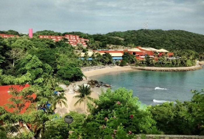 Como llegar a la playa manzanillo