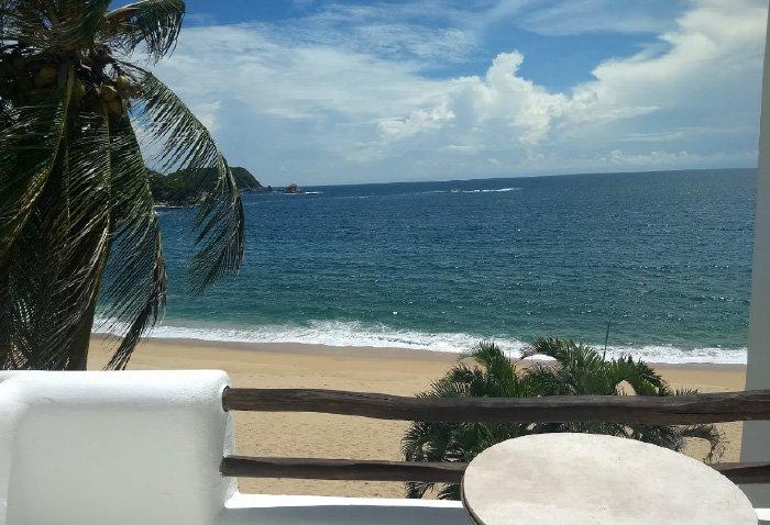 Playa rincon sabroso huatulco