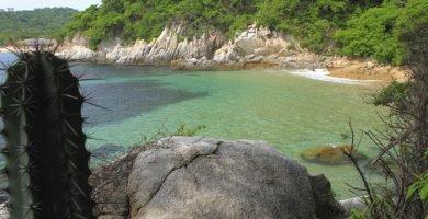 playa paraiso huatulco