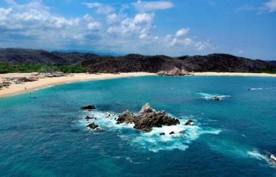 playa san agustin huatulco