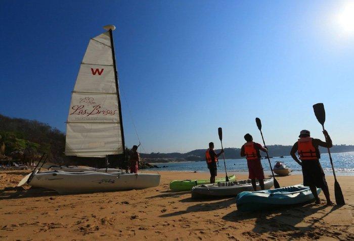 playa manzanillo huatulco que hacer