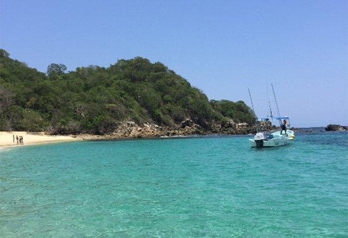 playa chachacual como llegar