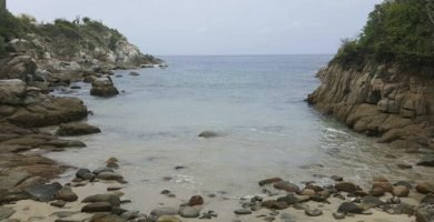 playa el secreto huatulco