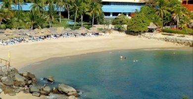 playa manzanillo huatulco