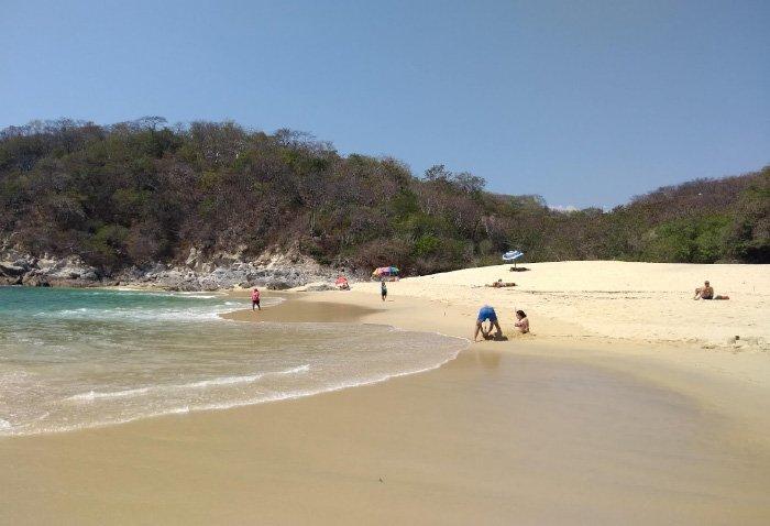 playa tejon que hacer