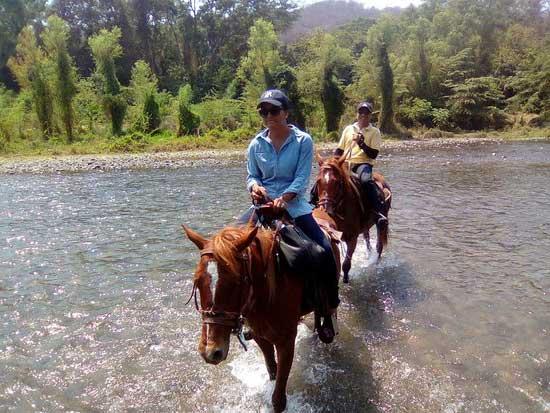 tours a caballo en copalita